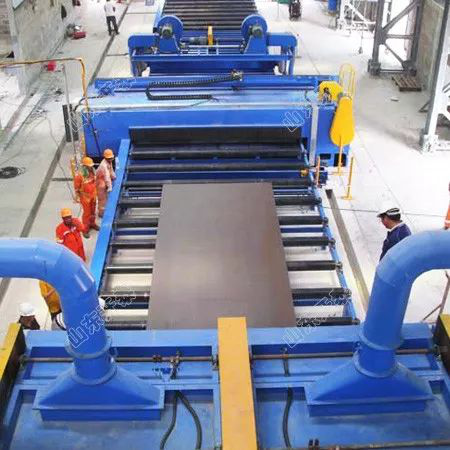 鋼板/型材預處理線